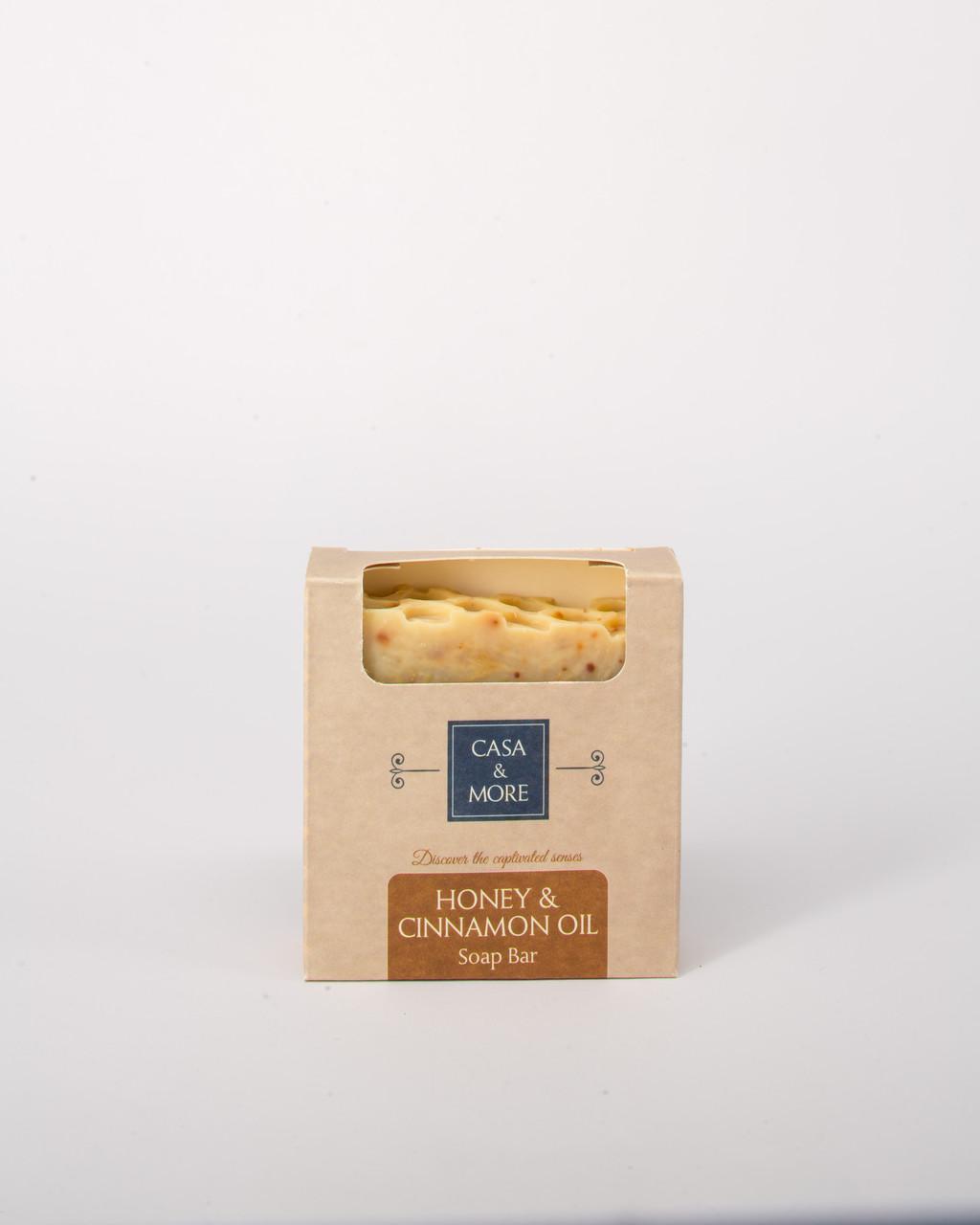 Натуральное мыло - HONEY-CINNAMON