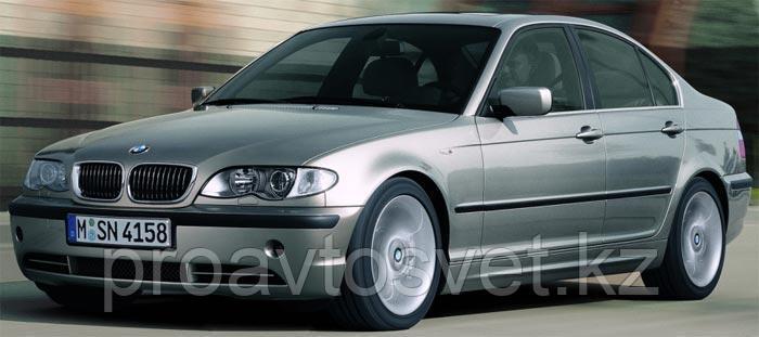 Переходные рамки на BMW 3-Series IV Е46 рестайл (2001 - 2007)  Hella 3  R