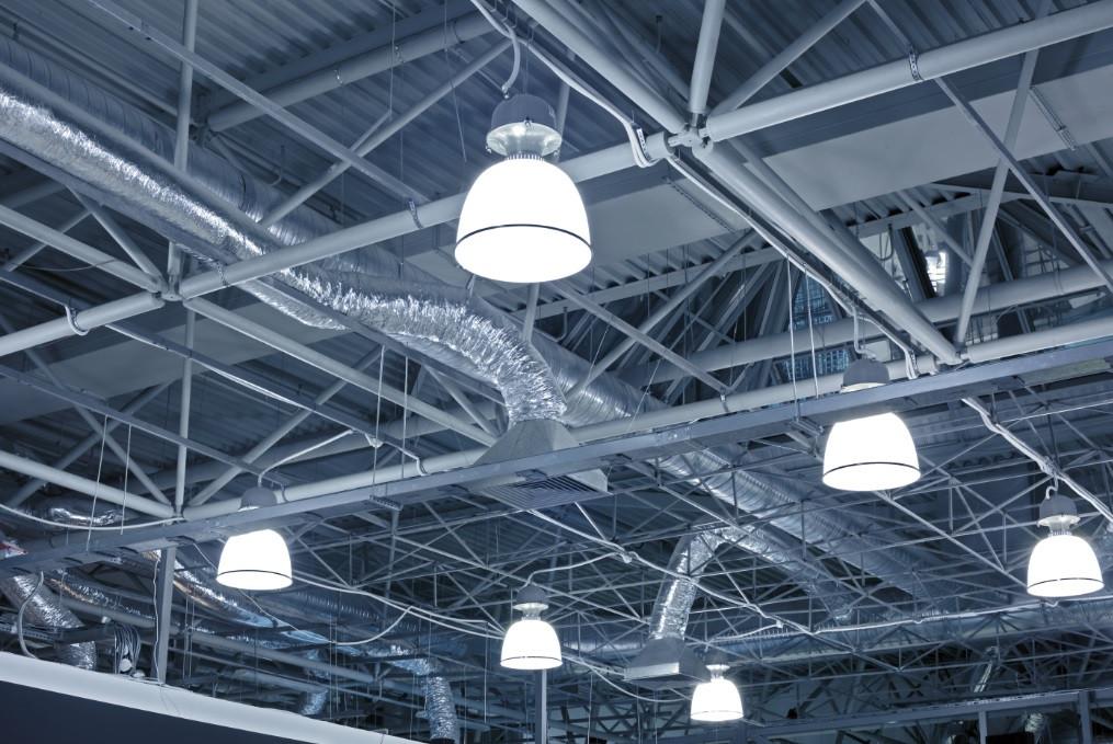 Установка автоматической системы освещения