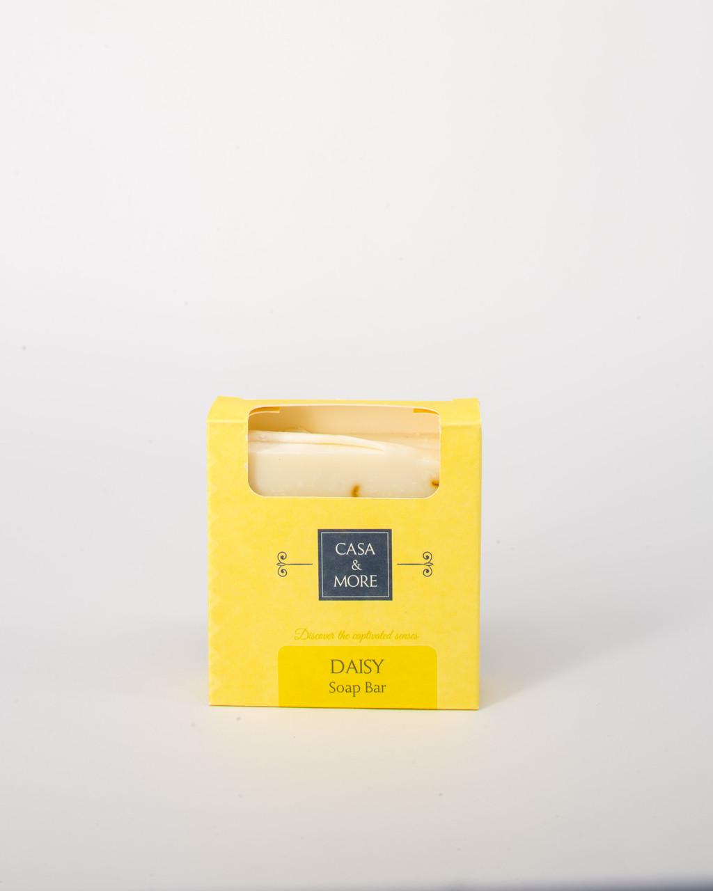 Натуральное мыло ручной работы из ромашки