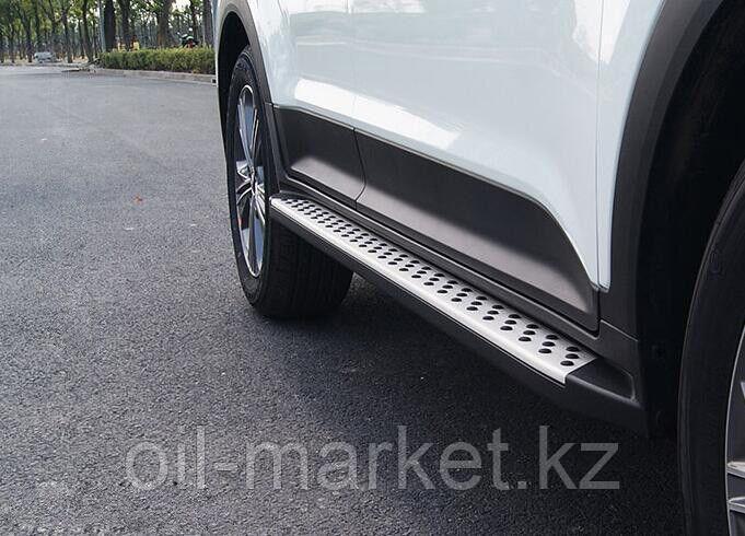 Пороги, Original Style для Hyundai Creta (2016-)