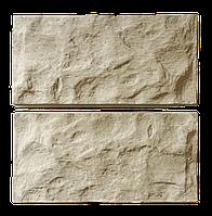 Цокольная бетонная плитка 150*300 мм, Вибролитье