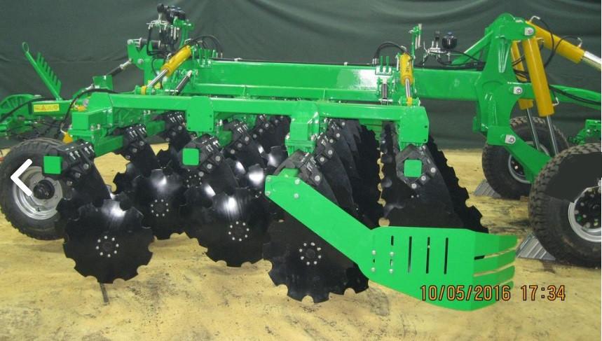 Агрегат почвообрабатывающий ЗЕВС-6 HD серии Велес-Агро