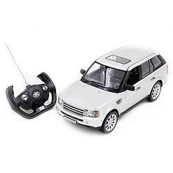 Rastar Радиоуправляемая машинка Range Rover Sport, 1/14 (серебро)