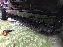 Пороги, Original Style для Mercedes Benz M Class W166 (2012-), фото 2