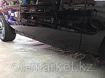 Пороги, Original Style для Mercedes Benz M Class W166 (2012-), фото 3