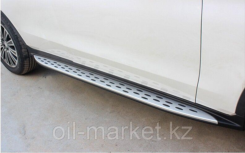 Пороги, Original Style для Mercedes Benz GLC Class X253 (2016-)