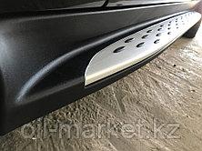 Пороги, Original Style для Mercedes Benz GL Class W166 (2015-), фото 3