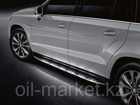 Пороги, Original Style для Mercedes Benz GL Class X166 (2013-), фото 2