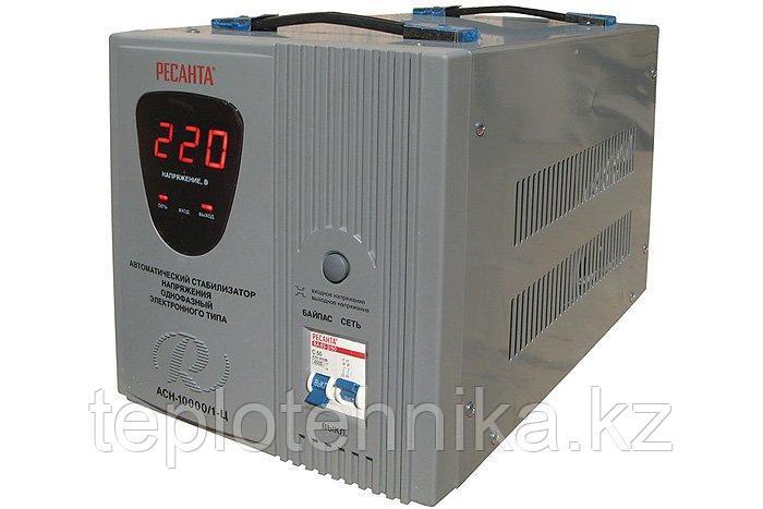 Стабилизатор напряжения Ресанта АСН-10000 H/1-Ц