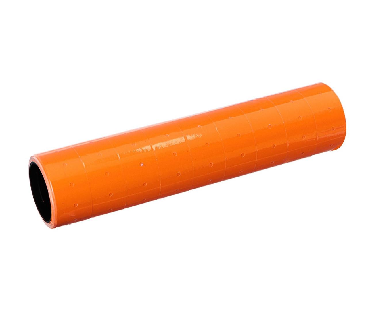 Ценники для пистолета, ширина 20*12мм., оранжевые
