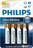 Батарейки Philips
