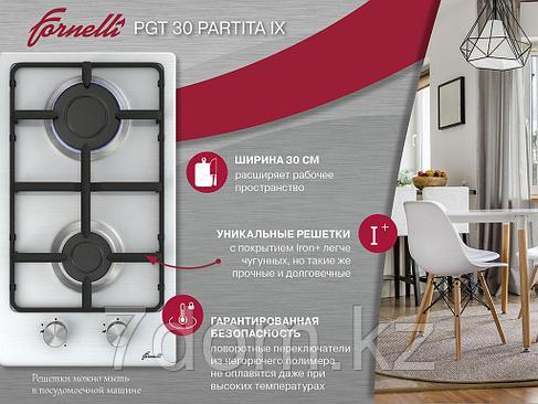 Fornelli Варочная поверхность PGT 30 PARTITA IX, фото 2