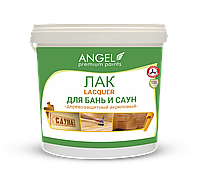 """Лак для Бань и саун """"Angel Laquer"""" 3 кг"""