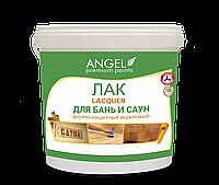 """Лак для Бань и саун """"Angel Laquer"""" 10 кг"""