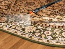 Огнебиозащита ковровых покрытий