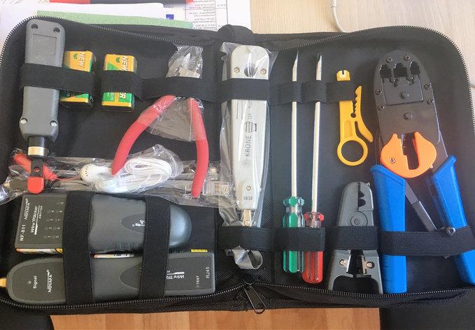 Набор инструментов кабельщика  PRO12, фото 2