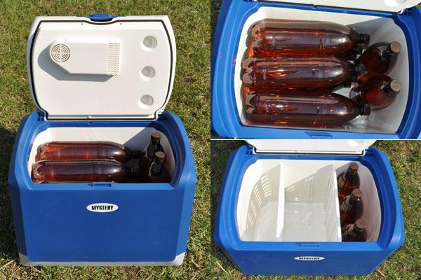 MTC-401 Термоэлектрический холодильник и нагреватель - фото 2