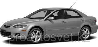 Переходные рамки на Mazda 6 I (GG) (2002-2008) Hella 3  R