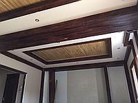 Балки декоративные стеновые потолочные