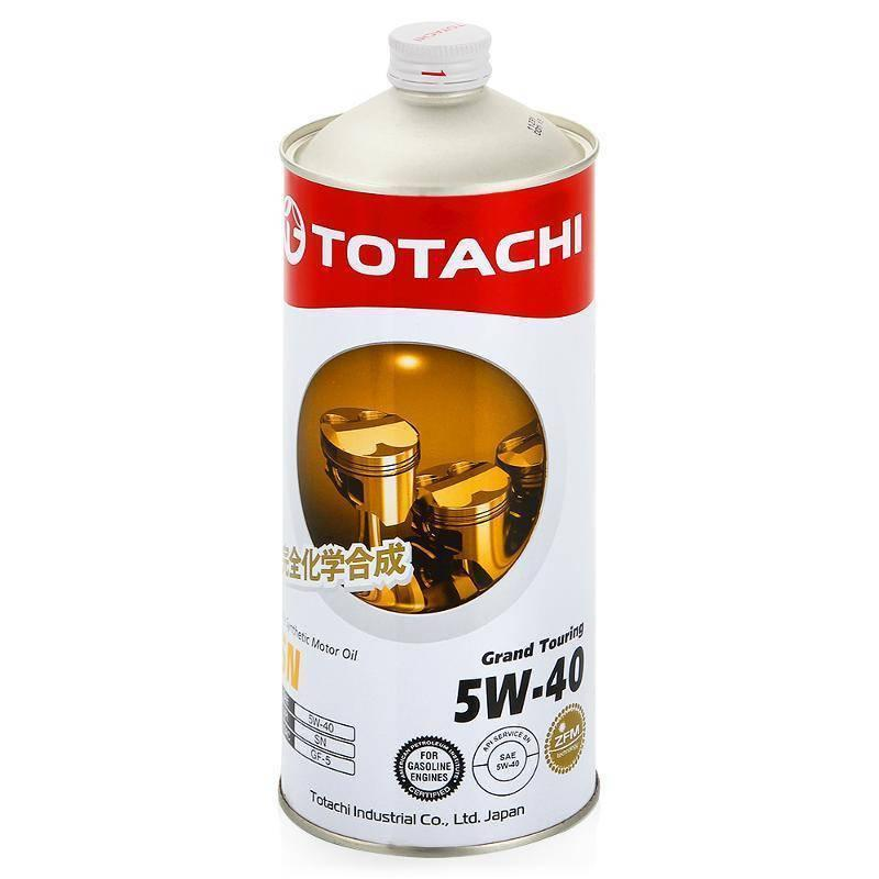 Моторное масло TOTACHI Grand Touring 5W-40 1L