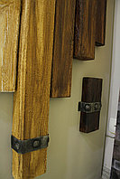 Балки имитация дерева