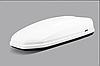 Автомобильный бокс KOFFER 480L белый  глянец
