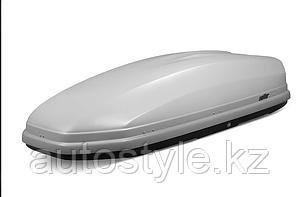 Автомобильный бокс KOFFER 480L серый матовый