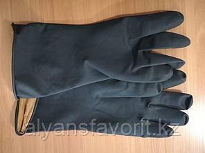 Перчатки универсальные, хозяйственные, ХХL (Удлиненный рукав), фото 2