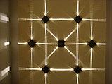 Светильники настенные архитектурные, tubus led, прожекторы типа up - down, фасадные светильники 24 ватт, фото 3