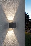 Светильники настенные архитектурные, tubus led, прожекторы типа up - down, фасадные светильники 10 ватт, фото 8