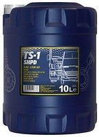 Моторное масло TS-1 SHPD 15W-40 (Truck Special) 10 литров