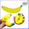 Сквиши squishy,Банан размер 17х4 см