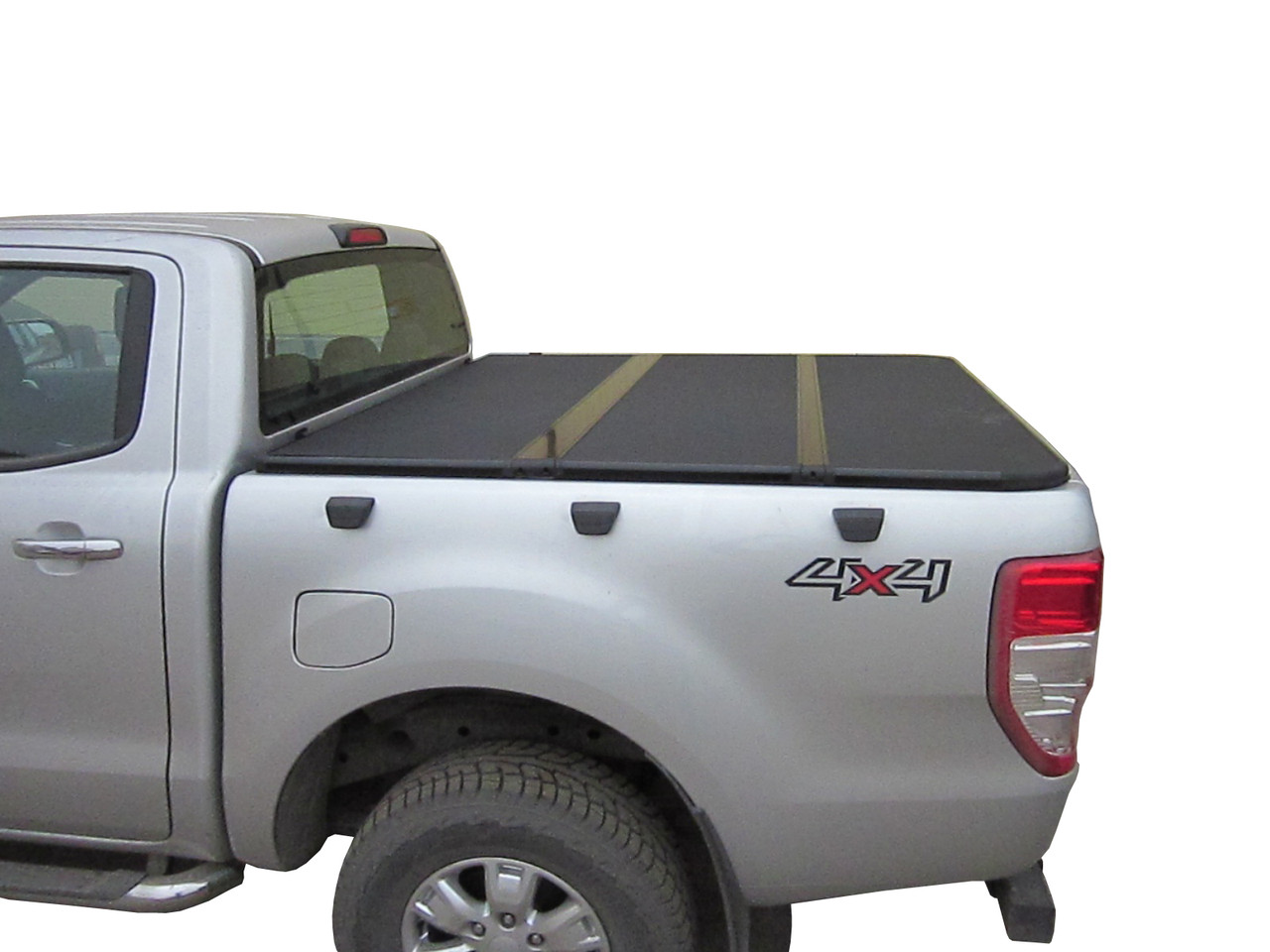Жесткая крышка кузова 2006-2011 Ford Ranger/Mazda BT-50 Double Cab 1.53m Bed PORTAL