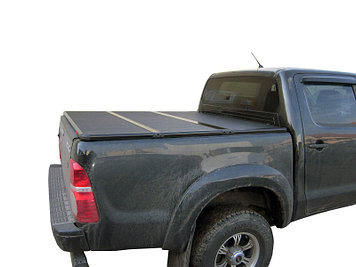 Жесткая крышка кузова 2009+ Dodge Ram Crew Cab, 5.8' Bed (not built in box)