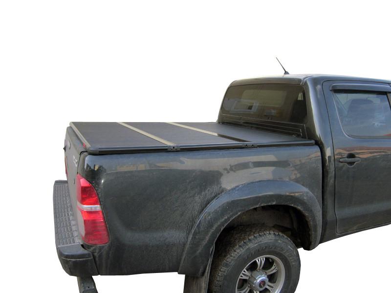 Жесткая крышка кузова 2012+ Dodge Ram 6.4' Bed with Ram Box
