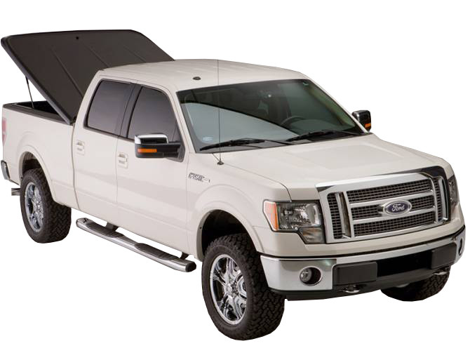 Пластиковая крышка  2004-2014 Ford F-150 Supercrew Cab, 5.5` Short Bed PORTAL