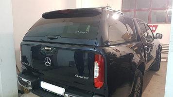 Кунг ALPHA Mercedes X-Class GSR в грунте