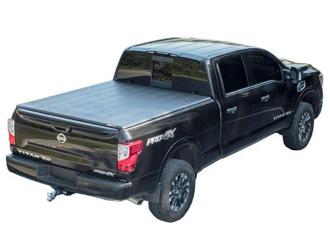 Мягкий трехсекционный тент 2009+ Dodge Ram Crew Cab,5.8' Bed