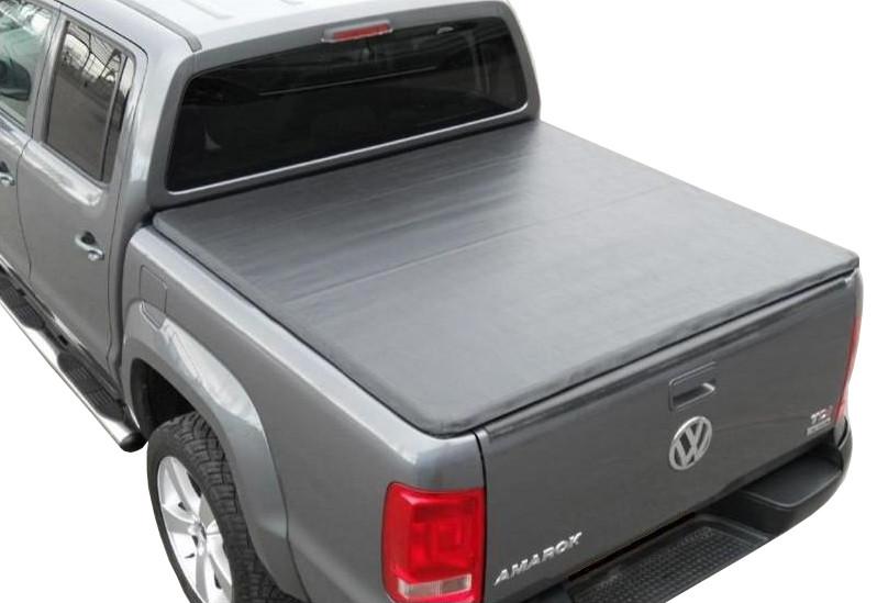 Мягкий трехсекционный тент 2011+ Volkswagen Amarok Double Cab PORTAL
