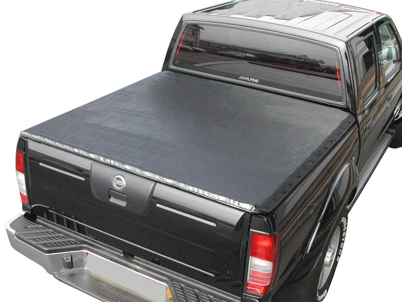 Мягкий тент 2005-2014 Nissan Navara (D40) Double Cab, 1.48m Bed