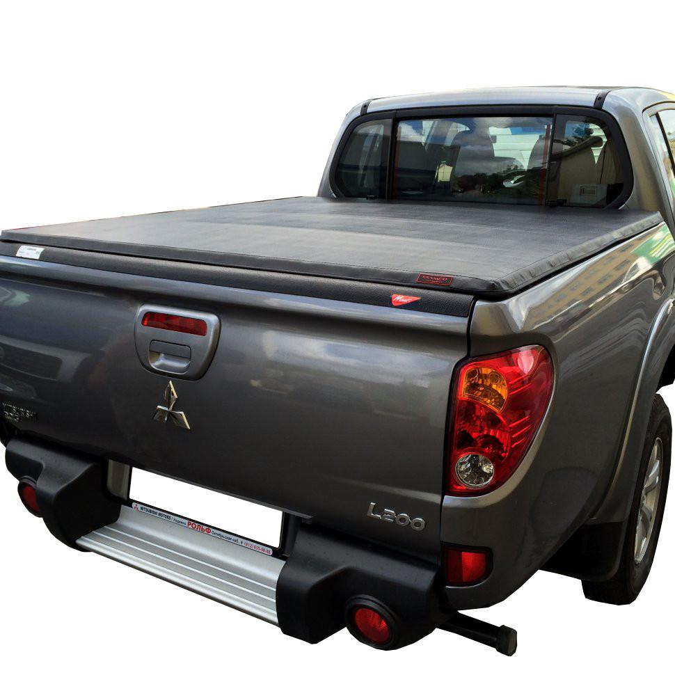 Мягкий тент 2006+ Mitsubishi Triton Double Cab,1.325m Bed PORTAL