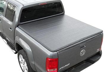 Мягкий трехсекционный тент с алюминиевой вставкой Volkswagen Amarok