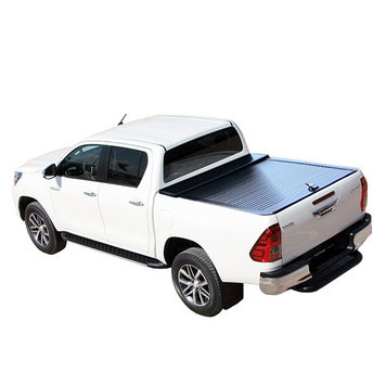 Алюминиевая роллета 2007+ Toyota Tundra Crewmax,5.5'Extra Short Bed