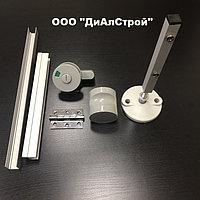 Комплект фурнитуры для сантехнических перегородок, фото 1