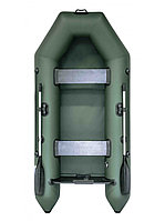 Надувная лодка RUSH 2800 зеленый, фото 1