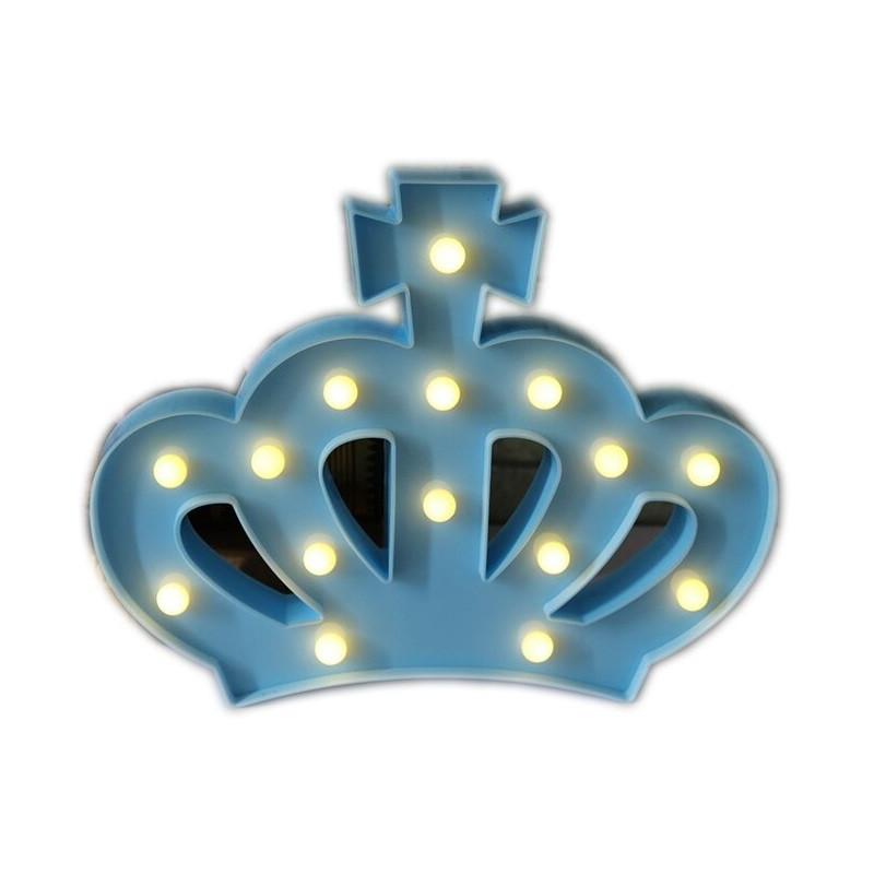 Светильник Корона (на батарейках)