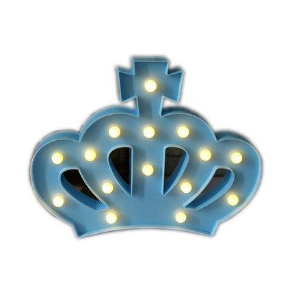 Светильник Корона (на батарейках), фото 2