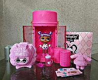 Кукла LOL Surprise Капсула Hairgoals 5 серия DARING DIVA  (оригинал)  В ОТКРЫТОМ ВИДЕ