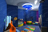 Сенсорные комнаты для людей с ограниченными возможностями